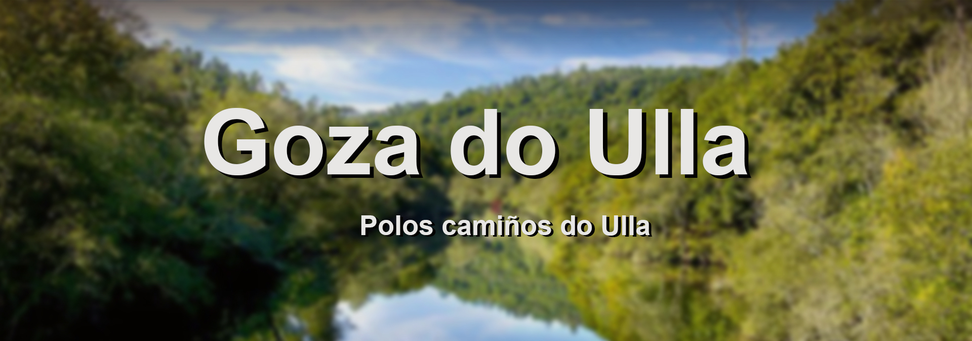 Goza do Ulla